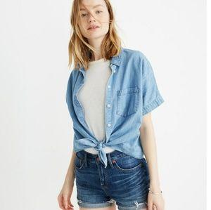 Bundle of 5 Old Navy Jean Shorts Size 6